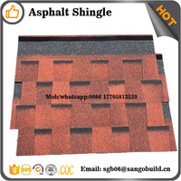 Sand stone chips coated steel tile /guangzhou building material /metal roofing price asphalt shingles