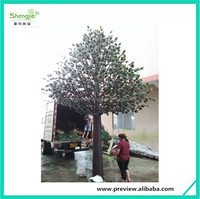artificial pine tree/ fake cypress nature trunk pines home artificial tree