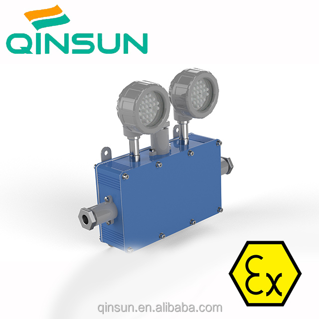 ATEX approved LED Explosion Proof Lighting BJD320 Emergency Light IP65 6W