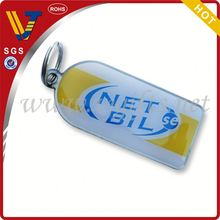 promoting oem promotion gift custom metal key tag