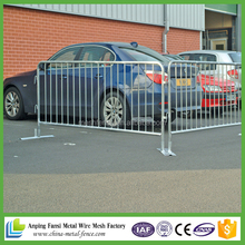 google.com road safety barriers hot -dipped galvanised flat feet 3.0m heavy duty materials galvanized crowd control barrier