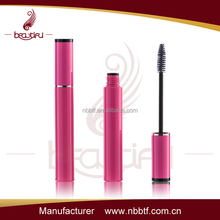 wholesale from china plastic cosmetic mascara tube with ruby