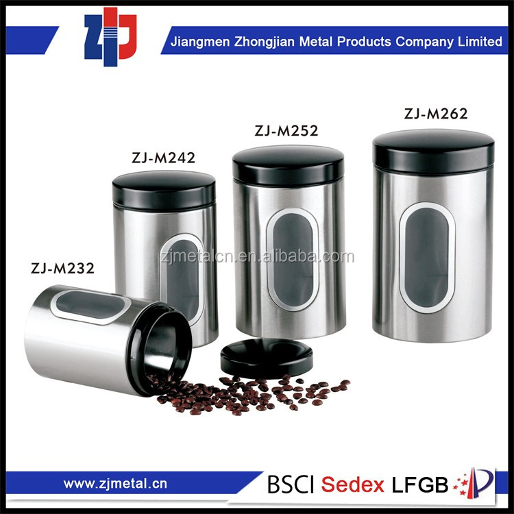 hot sale top quality best price tea sugar and coffee canisters