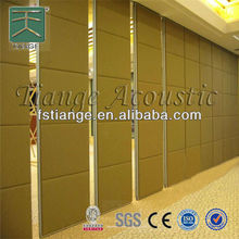Soundproof Partition,Accordion Sliding Door,Acoustic Folding Partitions