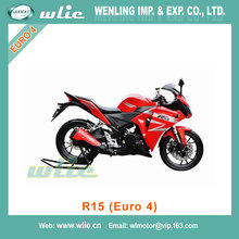 Off-road motorcycle 125cc off road use EEC Euro4 Racing Motorcycle R15 Water cooled EFI system (Euro 4)