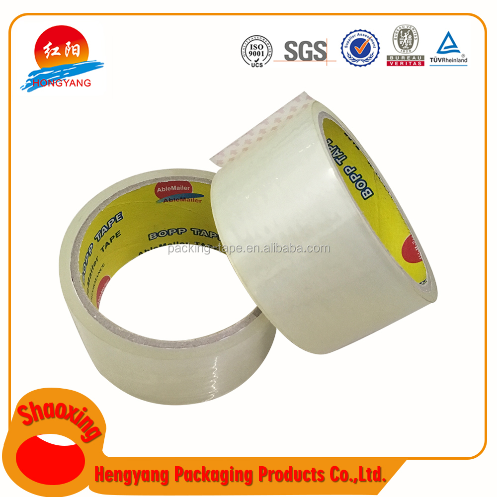 Big Sale Best Wholesale Website Printable Transparent Packaging Tape Water Based Adhesive For Bopp Lamination