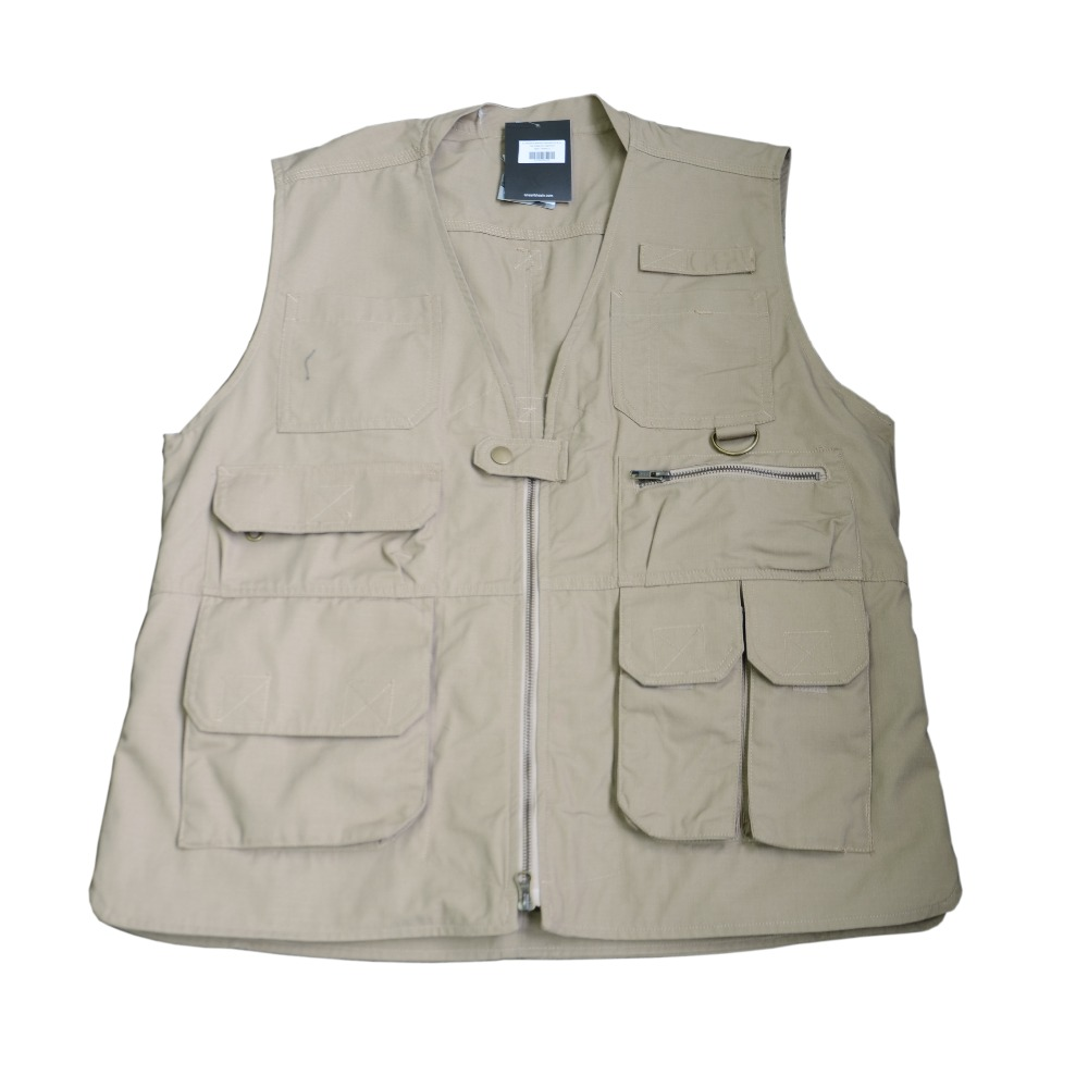 New Style Man Vest Work Vest in Factory Price