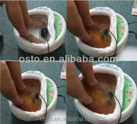 Health & Medical Detox foot spa with remote control/