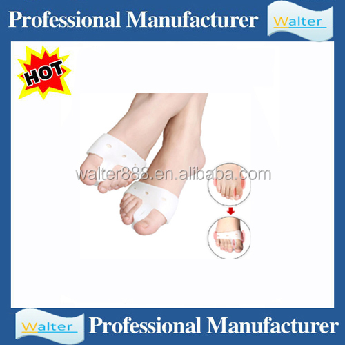 silicon toe protection