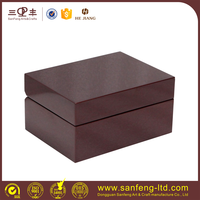 Recyclable,Handmade Feature and Wood Material unfinished wood box