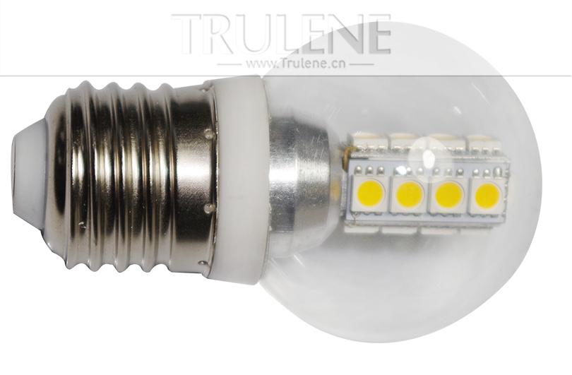 high quality led light bulb e27 350 lumen