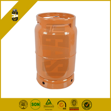 12.5kg empty lpg tank container/lpg gas cylinder for cooking