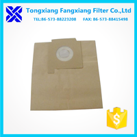 OEM Brown Paper Dust Collection Bag