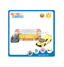 high quality safe convenient USB cable remote control car for kids