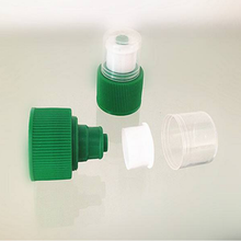 2 or 3 parts pull-push plastic sport bottle lid assembly machine
