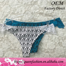 China factory direct supply lux t-back underwear c string underwear for women pictures