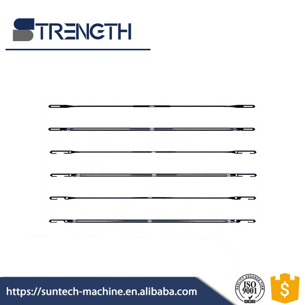 STRENGTH Different Shape Of Flat Wire Healds