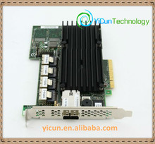 9260-16i4e 6Gb/s SAS/SATA 16-port int/4-port ext 512MB RAID 0/1/5/6/10/50/60 PCI-E 2.0 x8 - SGL