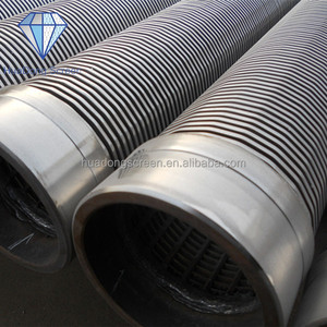 Filter Screen Pipe /stainless steel johnson screen