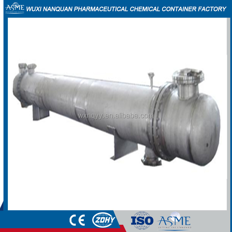 shell and tube type heat exchanger/heat transfer equipment