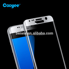 Tempered Glass Screen Guard for Samsung Galaxy S7 Professional Anti-Fingerprints Screen Protector