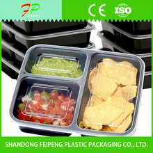 Cheap Disposable PP Plastic Container for Fast Food