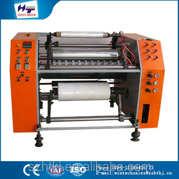 manufacturing machine Wholesale low price pvc slitter