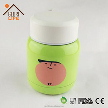 Kids Food Storage Insulated Container With Screw Lid To Keep Food Hot