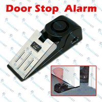 Wedge Super Door Stop Alarm Security