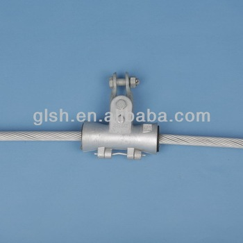 Mechanical Suspension Clamp for ADSS