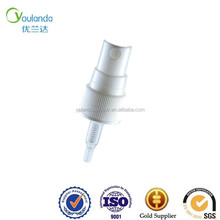 perfume pump Sprayer Sealing Type and be applied to high viscosity liquid of fine mist sprayer