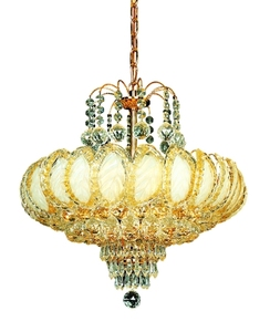 Zhongshan lighting factory chandelier halogen lamp