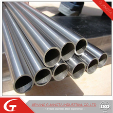Alibaba manufacturer wholesale stainless steel 304 pipe/304 stainless steel pipe price per meter