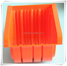 Customzied round DVD injection molding ABS plastic case