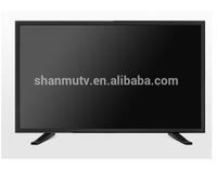 good quality OEM china factory 32'' inch electronic flat screen HD LED tv with USBI/VGA/AV