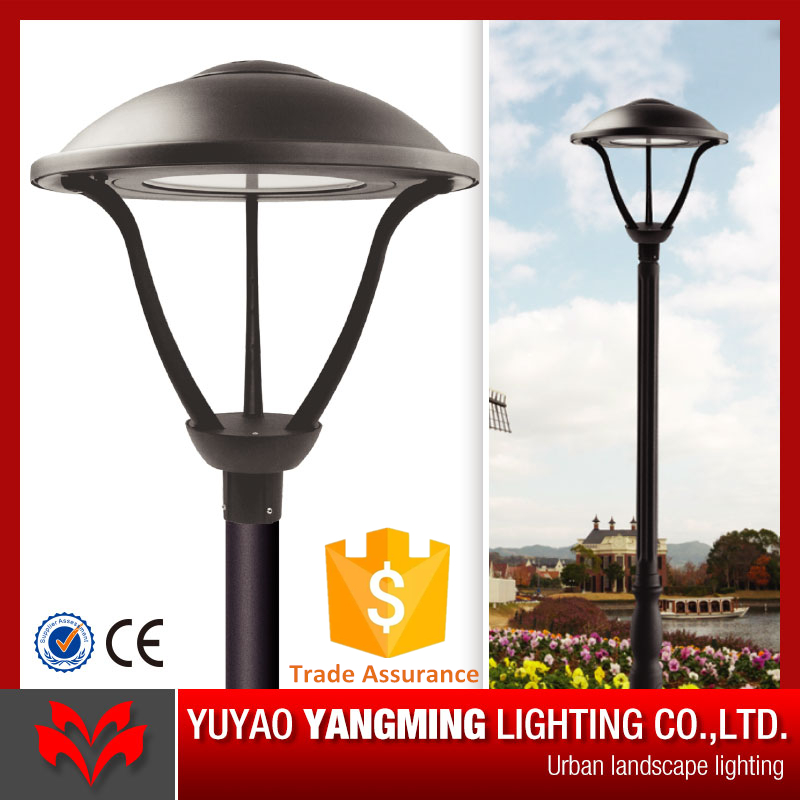 China alibaba supplier AC220v LED 60w garden lamp fixtures