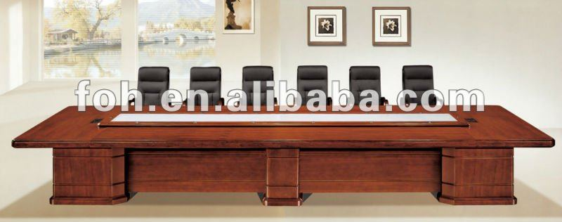 Tables and Conferencing, Warm Inviting and functional Conference Table for any Conference Room(FOHS-C6041)