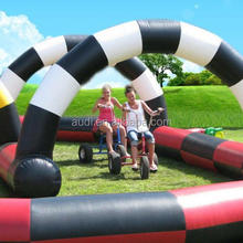 new giant inflatable trike racing for sale