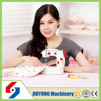 High quality and hot sale mini sewing machine threading