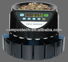 Cost Effective used coin counter/industrial coin counter