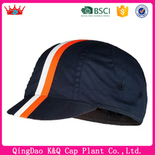 Custom made high quality specialized blank cycling cap wholesale