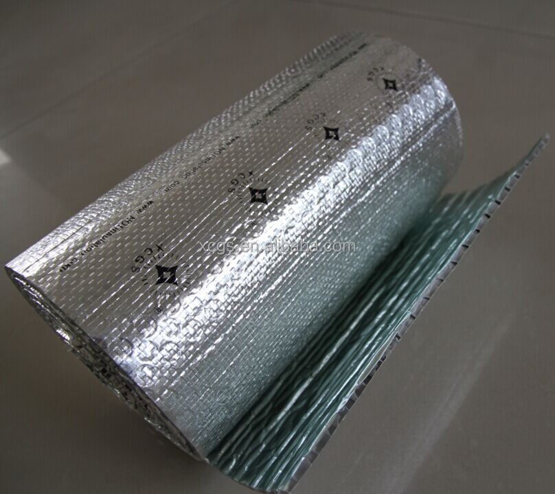 Aluminum Foil Windows : Soundproof bubble foil inflector window insulation buy