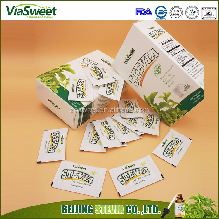 Free samples low calorie powder stevia sugar for coffee