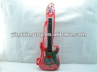 plastic musical instrument guitar toy for kids