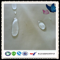 polyester waterproof spray for fabric / waterproof canvas fabric