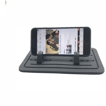 Universal Cell Phone Clip Holder,Silicone Phone holder