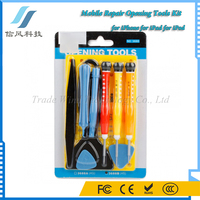 Universal Mobile Phone Laptop Repair Tool Kit for iPhone for iPad for iPod