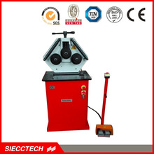 MANUAL AND HYDRAULIC PIPE BENDING ROLL MACHINE