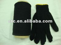 open end regenerated color glove yarn