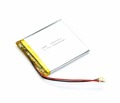 Rechargeable lithium polymer li-ion battery 555761 3.7v 2500mah lipo battery for power bank